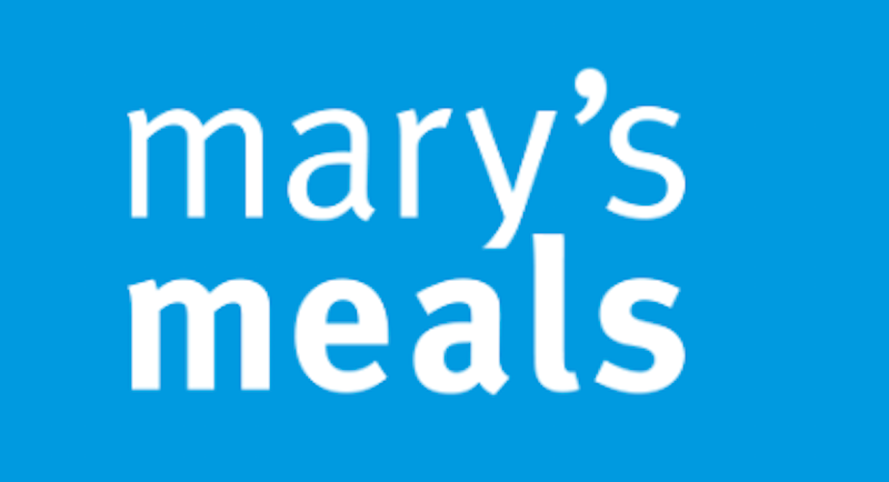 Mary's Meals Fundraiser 28th October