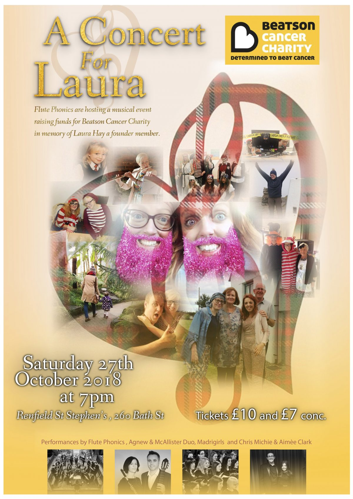 A Concert for Laura