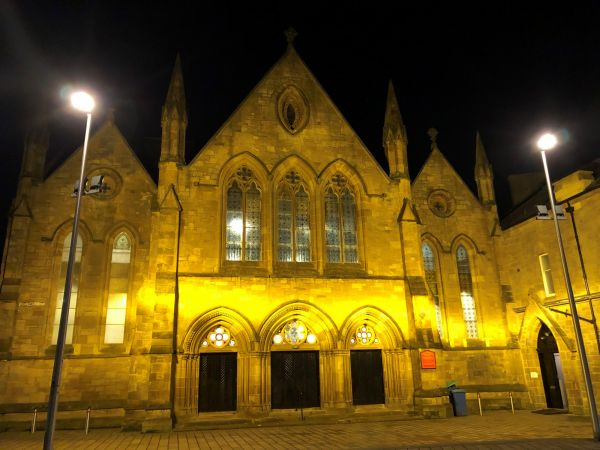 Palm Sunday Concert, Govan and Linthouse Parish Church
